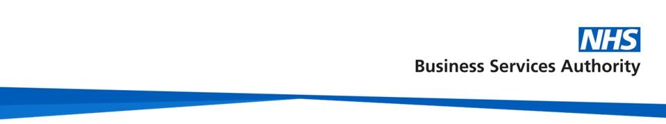 NHS Business Services Authority - Prescriptions logo
