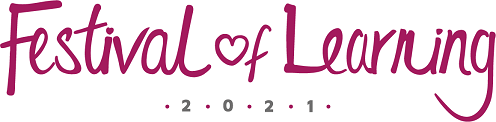 Festival of Learning 2020 logo