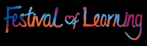Festival of Learning 2019 logo